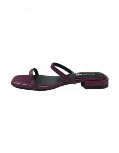 Sandalias flecos