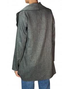 Blusa de seda